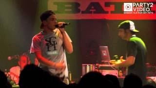 1/2 Finale | DICKTATOR vs. WEIBELLO | The Ultimate MC Battle | Battle 1 | by PARTY2VIDEO | 2013