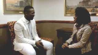 Amanda Interviews Loyiso Gijana from the top 5 Idols SA