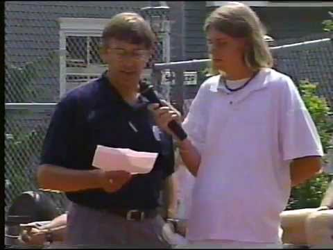 The Oakville Club Junior Tennis Championships Finals Day 1995:  Chris Cook: The Interview