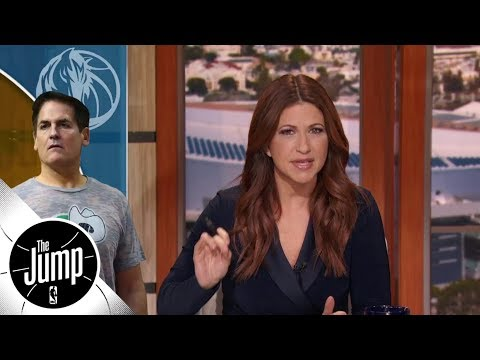 Rachel Nichols' powerful monologue on Mavericks' alleged institutional failures | The Jump | ESPN