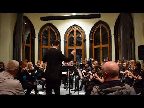 Highlights from Jurassic Park - John Williams - University of Glasgow Wind Band