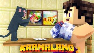 KARMALAND - TRAMPAS CON DOBLAS (El mono)
