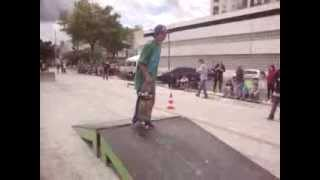 GOSMA SKATE RAMPS - SKATE STREET KIDS E NADA MAIS / 2013 - MARTYN SILVA