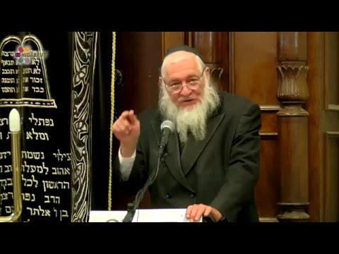 Rabbi Zev Leff - Outreach and Jewish Law