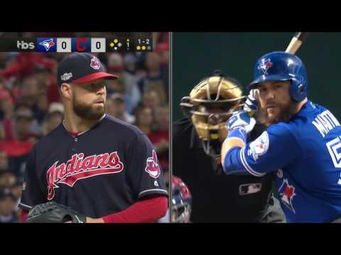 October 14, 2016-Toronto Blue Jays vs. Cleveland Indians {ALCS G1}