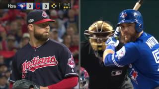 October 14, 2016-Toronto Blue Jays vs. Cleveland Indians {ALCS G1}