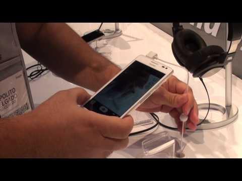 CES 2013: Huawei Ascend D2