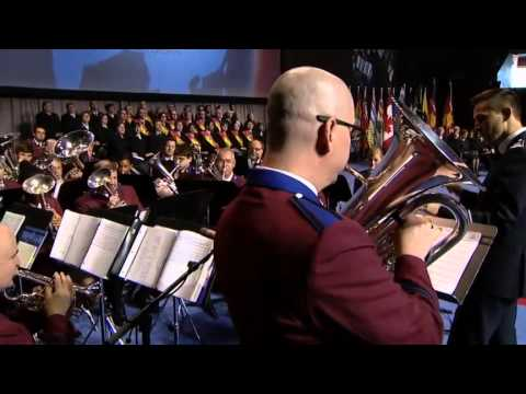 Salvation Army Territorial Congress 2014 - Saturday Afternoon English