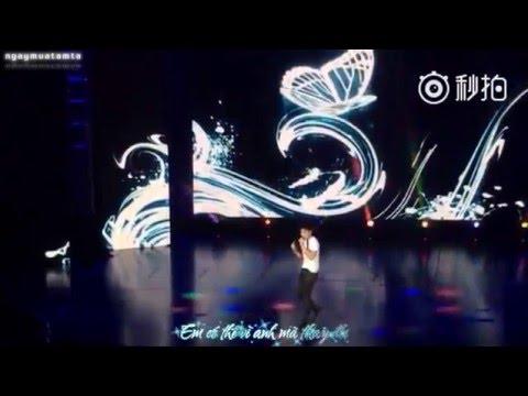 [Phùng Kiến Vũ] FengJianYu | 160116 3rd FM at ShenZhen | Tiểu Hồ Điệp Của Chàng Lưu Manh