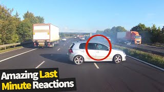 These Peoples INCREDIBLE Quİck Reflexes Saved The Day!! 😱😱