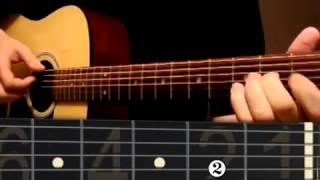 Видеоурок гитара Noize MC Мое море
