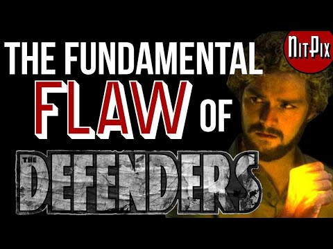 The Fundamental FLAW of 'The Defenders' - NitPix