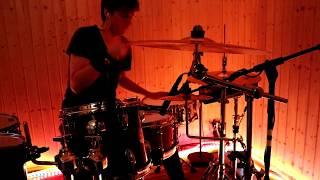 Tinie Tempah feat. Zara Larsson - Girls Like (Drum Cover)