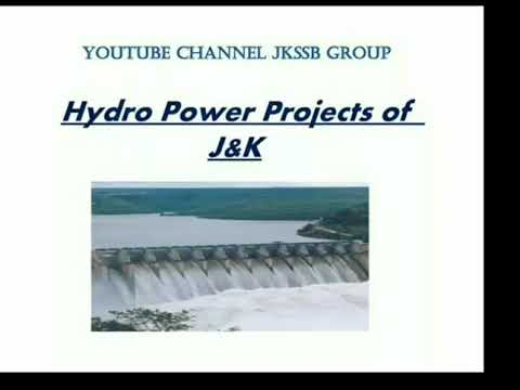 Hydro Power Project in J&K