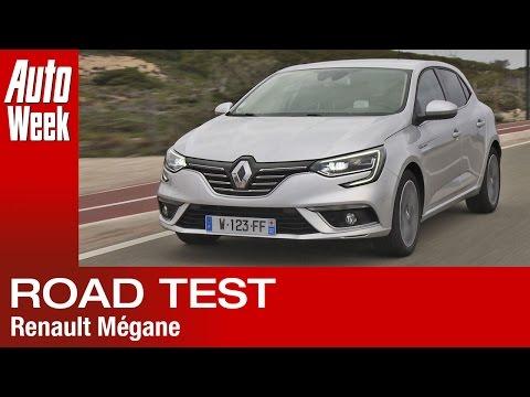 Renault Mégane (2016) AutoWeek review