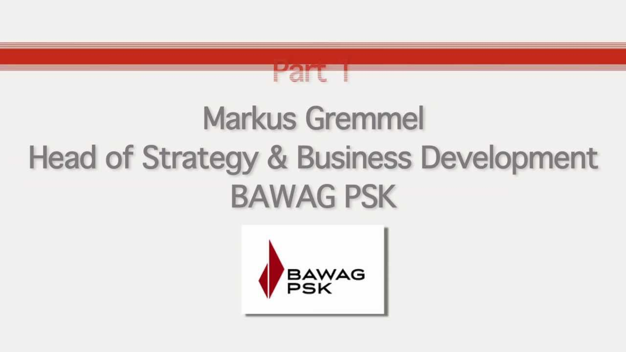 Markus Gremmel Bawag Psk Part 1 Youtube