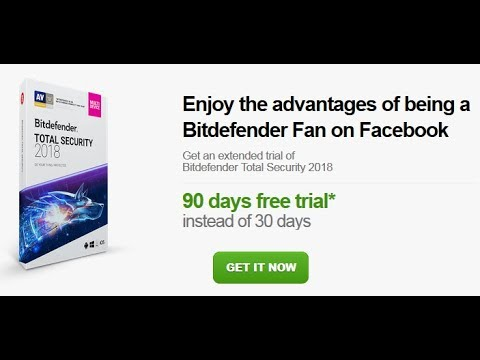 code dactivation bitdefender antivirus plus 2018