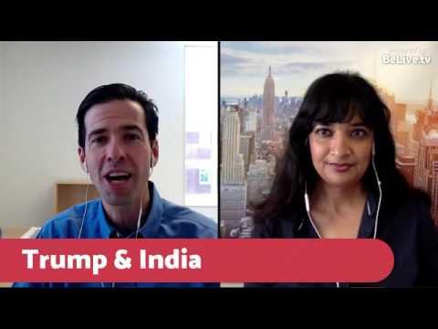 Daniel Twining speaks on Modi-Trump summit