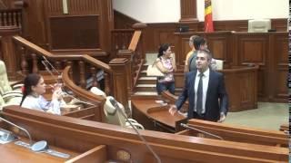 Deputatul Sârbu nu știe nici cum e numele lui Tudor Pânzari