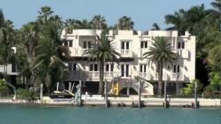 Star Island (Miami Beach) Enrique Iglesias, Shaquille O