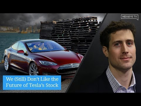 We (Still) Don't Like the Future of Tesla's Stock
