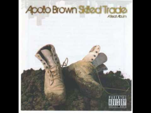 Apollo Brown-Shivers Down My Spine