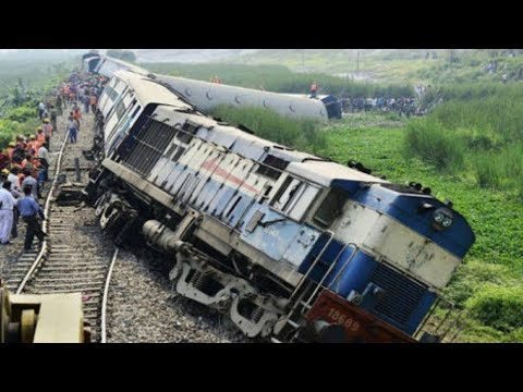 Gwalior to Guna high-speed train accident