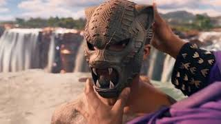 Who is King of Wakanda  T'Challa v.s MBaku Black Panther 2018 HD
