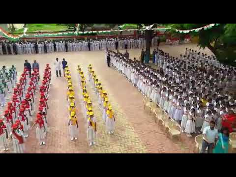 March fast videos Mount Carmel High school jagtial independent day 2017-18
