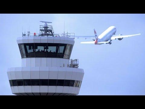 3 Dakikalık Yakıtım Kaldı! Pilot-Kule Telsiz Konuşmaları 2|Bana Yavrum Mu Dediniz ?