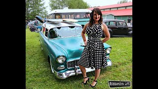 BilletProof Chehalis Washington 2018: Classic Car Show BossaNova Life