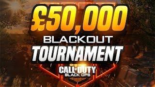 🔴 £50,000 BLACKOUT Duos Tournament - KFC Royale #Ad