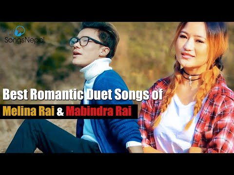 Best Romantic Duet Songs | Melina Rai & Mabindra Rai | Hit Nepali Songs