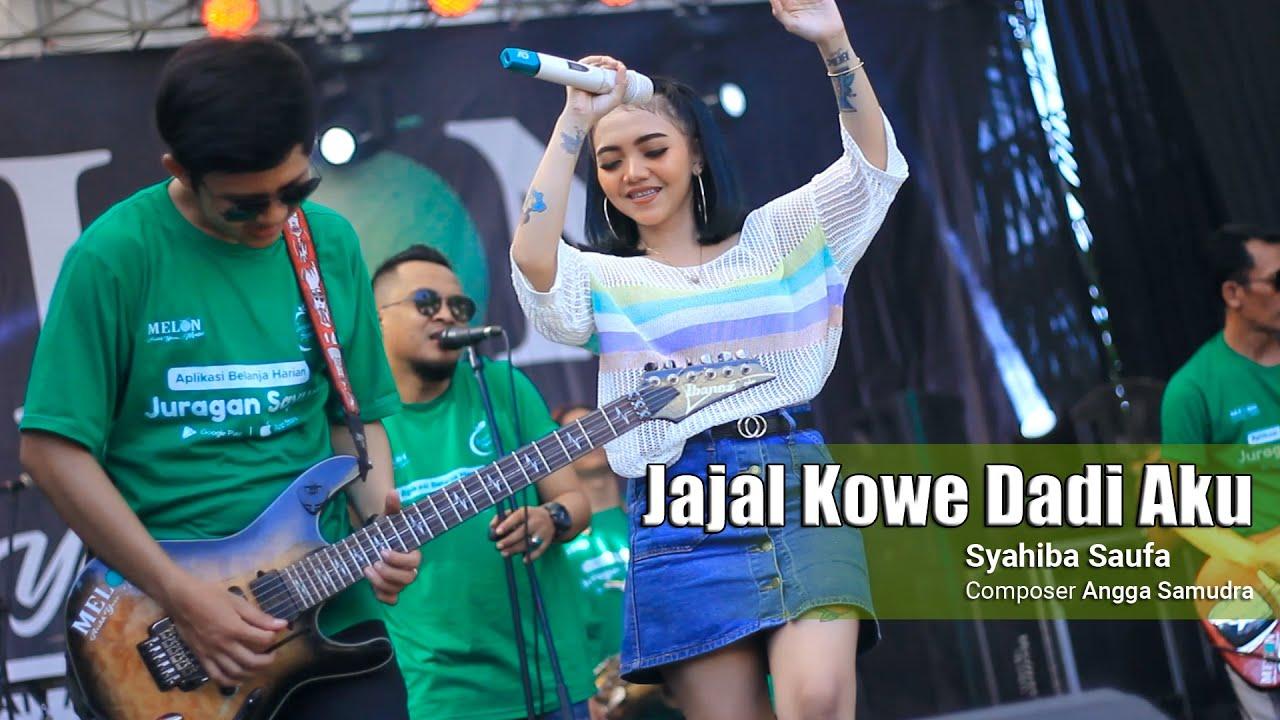 JAJAL KOWE DADI AKU | Versi Koplo - Syahiba Saufa (Official LIVE)
