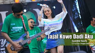 Download JAJAL KOWE DADI AKU   Versi Koplo - Syahiba Saufa (Official LIVE)