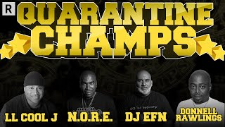 "LL Cool J On His Hit Show ""Rock The Bells,"" Donnell Rawlings Talks ""Chappelle's Show"" 