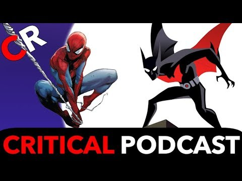 Critical Podcast #90: Jurassic World 2, Teen Titans, & Our Favorite Cartoons from the Past!
