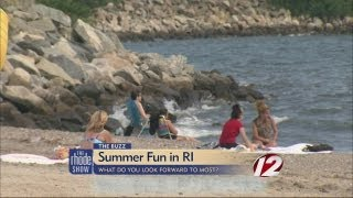 The Buzz: Summer Fun in Rhode Island