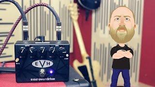 MXR EVH 5150 Overdrive - Demo