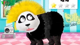 ОВЕЧКИНА Причёска #1 Салон КРАСОТЫ для Животных Забавная Детская Мульт Игра