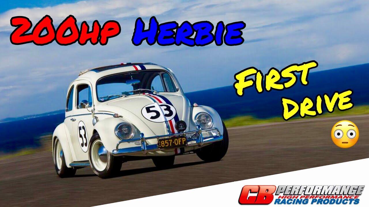 FAST VW Beetle - 2276cc Herbie