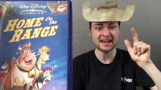 Home On The Range Movie Review