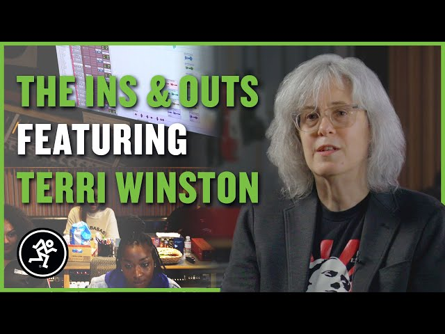 Terri Winston of Women's Audio Mission - The Ins & Outs With Mackie Episode 13