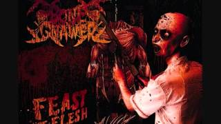 Bone Gnawer - Feast Of Flesh - Feast Of Flesh 2009