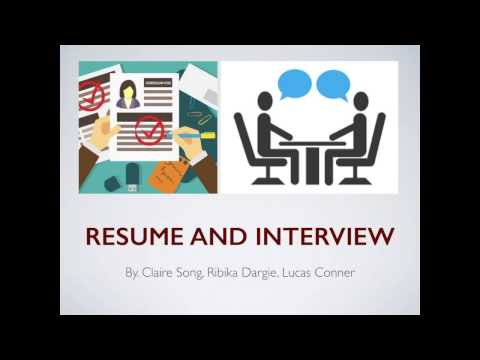 sonography resume interview youtube