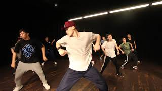 HIPHOP II Open Class -Sep24 2018 (The Message by Grandmaster Flash & The Furious Five)