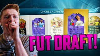 FIFA 16 - OMFG INSANE FULL INFORM TEAM IN FUT DRAFT!!!