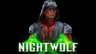 Ночной Волк - Mortal Kombat 11 - официальный трейлер