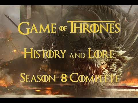 Game Of Thrones - Histories And Lore - Season 8 Complete - ENG And TR Subtitles