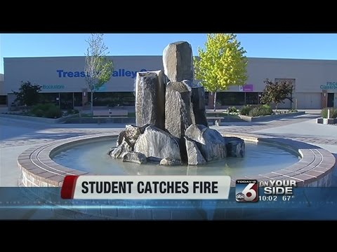 Student burned in incident at Treasure Valley Community College